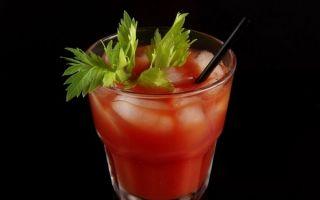 Кровавая Мэри: рецепт коктейля в домашних условиях