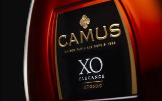 Коньяк Camus