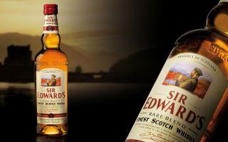 Виски Сэр Эдвардс (Sir Edwards)