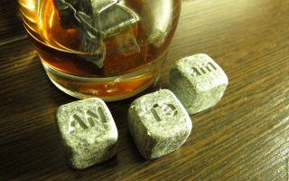 Камни для виски что это?