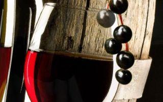 Вино из черемухи в домашних условиях простой рецепт