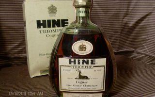 Коньяк Hine