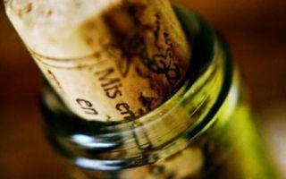 10 способов — открыть вино без  использования штопора