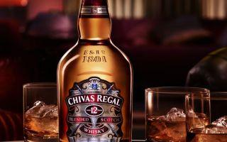 Виски Chivas Regal