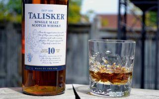 Виски Talisker — самый брутальный напиток