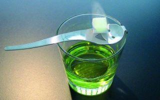 Как пить абсент — 10 способов